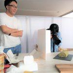 田植えや米粉ロールケーキのプロモーション用の写真撮影をしてきました!