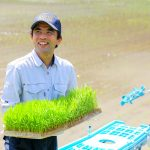 カッコイイ農家を増やしたい!美しい水の地美山で米作りに・事業に活躍される内田さんをインタビューしました!